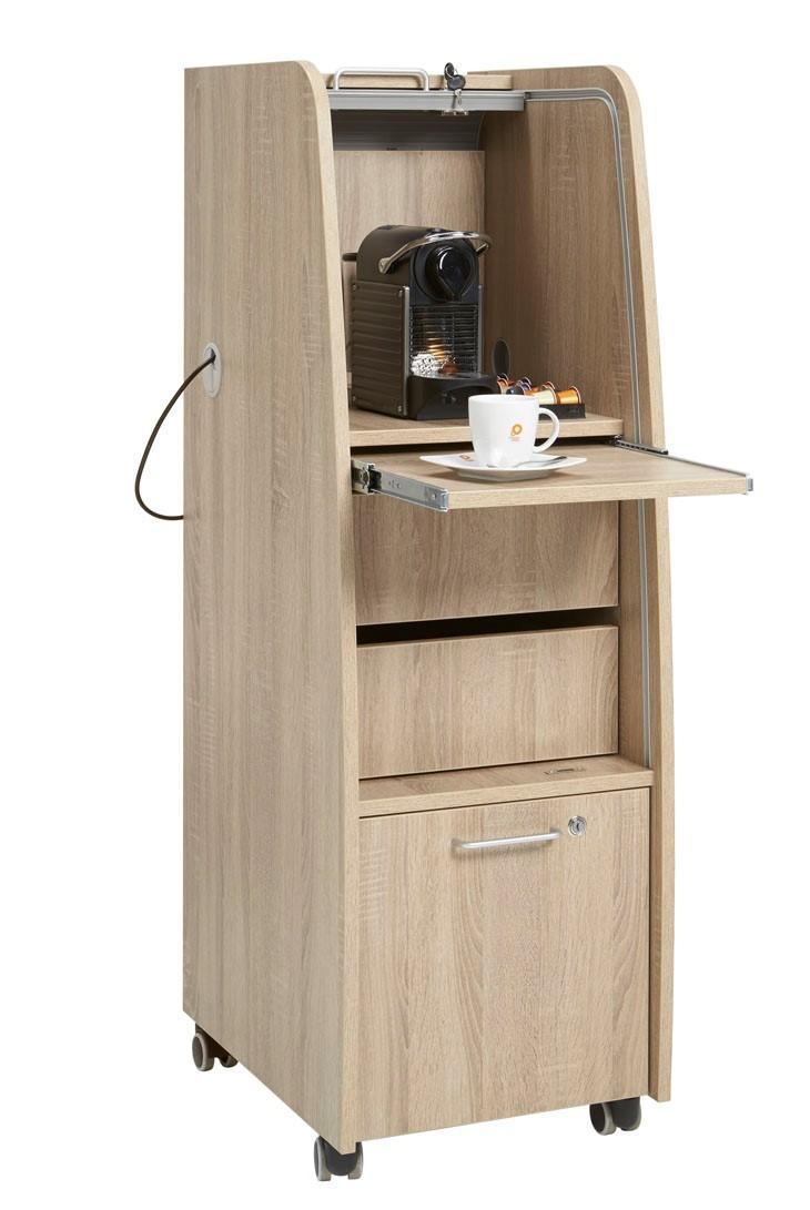 Nlwkm Koffie Trolley 1130x43x56cm Betaalbare